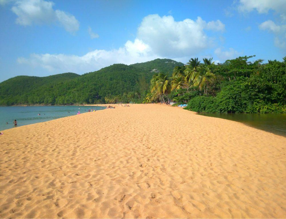 Grande-Anse, avagy a legNAGYszerűbb tengerpart